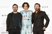 Joel Edgerton and Timothee Chalamet Photos Photo