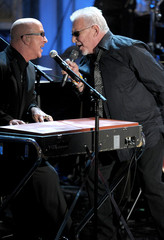 Paul Shaffer 25th Anniversary Rock & Roll Hall Of Fame Induction Ceremony- Show