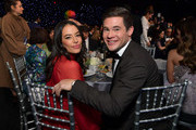 Chloe Bridges Adam DeVine Photos Photo
