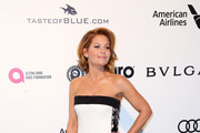 Actor Candace Cameron-Bure attends the 25th Annual Elton John AIDS Foundation's Academy Awards Viewing Party at The City of West Hollywood Park on February 26, 2017 in West Hollywood, California.