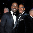 Courtney B. Vance and Sterling K. Brown Photos