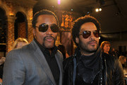 Lenny Kravitz and Lee Daniels Photos Photo