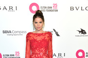 Sofia Mattsson attends the 26th annual Elton John AIDS Foundation's Academy Awards Viewing Party at The City of West Hollywood Park on March 4, 2018 in West Hollywood, California.