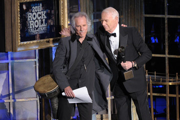 Jac Holzman 26th Annual Rock And Roll Hall Of Fame Induction Ceremony - Show