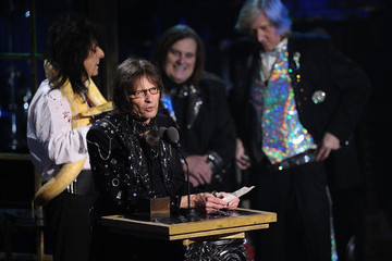 Dennis Dunaway 26th Annual Rock And Roll Hall Of Fame Induction Ceremony - Show