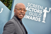 SAG-AFTRA Foundation President Courtney B. Vance attends the 26th Annual Screen ActorsGuild Awards at The Shrine Auditorium on January 19, 2020 in Los Angeles, California. 721430