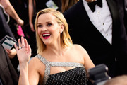 Actress Reese Witherspoon. attends the 26th annual Screen Actors Guild Awards at The Shrine Auditorium on January 19, 2020 in Los Angeles, California.