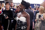 This image is a retransmission) Lupita Nyong'o attends the 26th Annual Screen ActorsGuild Awards at The Shrine Auditorium on January 19, 2020 in Los Angeles, California.