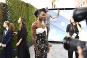 Lupita Nyong'o attends the 26th Annual Screen ActorsGuild Awards at The Shrine Auditorium on January 19, 2020 in Los Angeles, California. 721384