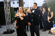 Jennifer Lopez and Alex Rodrigue  attend the 26th Annual Screen ActorsGuild Awards at The Shrine Auditorium on January 19, 2020 in Los Angeles, California. 721384