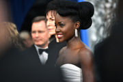 Lupita Nyong'o attends the 26th Annual Screen ActorsGuild Awards at The Shrine Auditorium on January 19, 2020 in Los Angeles, California. 721313