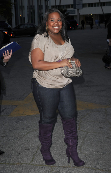 amber riley x factor
