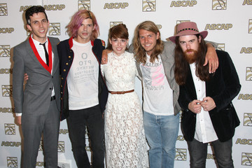 Grouplove 27th Annual ASCAP Film & Television Music Awards - Arrivals
