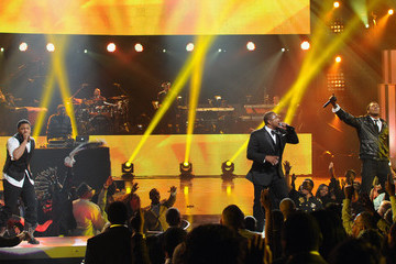 LeCrae 27th Annual Stellar Gospel Music Awards - Show