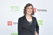 Mayim Bialik attends the 29th Annual Environmental Media Awards at Montage Beverly Hills on May 30, 2019 in Beverly Hills, California.