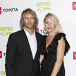 Sarah Wright and Eric Christian Olsen Photos