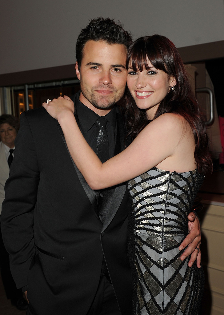 Chyler Leigh And Nathan West Photos Photos The 2nd Annual Thirst Project Gala Zimbio