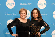 UUSA President & CEO Caryl M. Stern (L) and Moll Anderson at the 2nd Annual UNICEF Gala 2019 at The Ritz-Carlton, Dallas on February 01, 2019 in Dallas, Texas.
