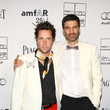 Jorn Weisbrod 2nd Annual amfAR Inspiration Gala New York - Arrivals
