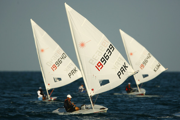 2nd Asian Beach Games - Day 3: Sailing