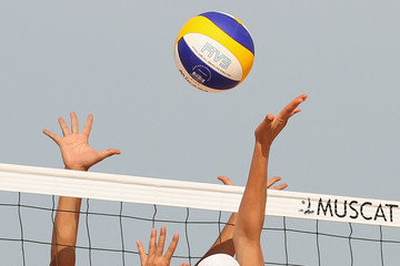 Kamoltip Kulna 2nd Asian Beach Games - Day 7: Beach Volleyball