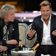 Thomas Gottschalk and Dieter Bohlen