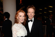 Linda Bruckheimer (L) and producer Jerry Bruckheimer attend the 30th Annual American Cinematheque Awards Gala at The Beverly Hilton Hotel on October 14, 2016 in Beverly Hills, California.