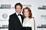 Producer Jerry Bruckheimer (L) and Linda Bruckheimer attend the 30th Annual American Cinematheque Awards Gala at The Beverly Hilton Hotel on October 14, 2016 in Beverly Hills, California.