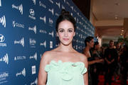 Melissa Fumero attends the 30th Annual GLAAD Media Awards Los Angeles at The Beverly Hilton Hotel on March 28, 2019 in Beverly Hills, California.