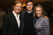 Director William H Macy, actor Nick Robinson and producer Rachel Winter attend the 30th Annual Virginia Film Festival at the University of Virginia in Charlottesville on November 10, 2017 in Charlottesville, Virginia.