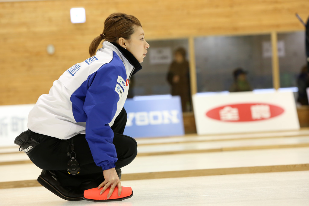 30th all japan curling championships zimbio