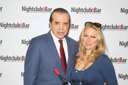Actors Chazz Palminteri and Gianna Palminteri attend 31st Annual Nightclub & Bar Convention And Trade Show on March 8, 2016 in Las Vegas, Nevada.