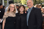 Susan Sprung, Amy Pascal and Vance Van Petten attend the 31st Annual Producers Guild Awards Nominees Breakfast at The Skirball Cultural Center on January 18, 2020 in Los Angeles, California.
