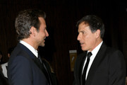 David O. Russell and Bradley Cooper Photos Photo