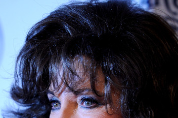 Joan Collins 32nd Anniversary Carousel Of Hope Gala - Arrivals