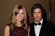 Socialites Nicky Hilton (L) and Brandon Davis pose at the 32nd Anniversary Carousel of Hope Gala at the Beverly Hilton Hotel on October 23, 2010 in Beverly Hills, California.