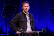 Mike Birbiglia speaks onstage at the 34th Annual Lucille Lortel Awards on May 05, 2019 in New York City.
