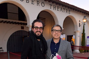"SBIFF Director Roger Durling and David O. Russell attend the 20th Anniversary Screening Of ""Three Kings"" With David O. Russell during the 35th Santa Barbara International Film Festival at the Lobero Theatre on January 18, 2020 in Santa Barbara, California."