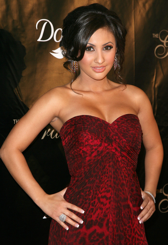 francia raisa photos photos 36th annual gracie awards