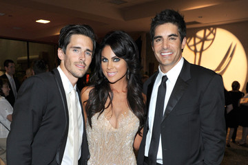 Nadia Bjorlin Galen Gering 37th Annual Daytime Entertainment Emmy Awards - After Party