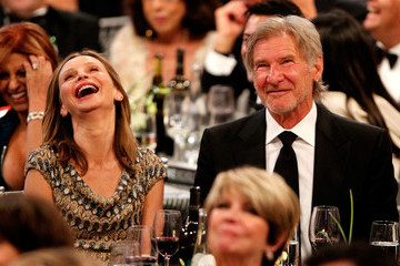 harrison ford's son is happy about marriage, thinks his dad is