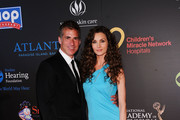 Actress Alicia Minshew (R) and Richie Herschenfeld arrive at the 38th Annual Daytime Entertainment Emmy Awards held at the Las Vegas Hilton on June 19, 2011 in Las Vegas, Nevada.