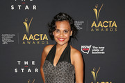 Miranda Tapsell attends the 3rd Annual AACTA Awards Luncheon at The Star on January 28, 2014 in Sydney, Australia.