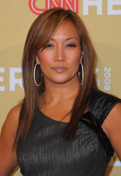 Carrie Ann Inaba attends the 2009 CNN Heroes Awards held at The Kodak ...