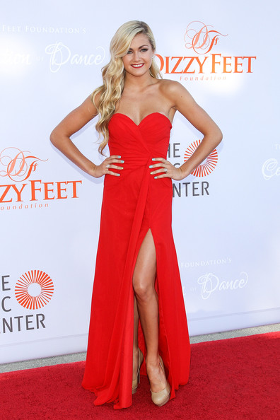 Lindsay arnold in 3rd annual dizzy feet foundations celebration 3rd annual dizzy feet foundations celebration of dance gala arrivals 1 voltagebd Images
