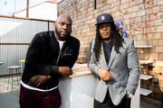 Omar Dorsey and Shaka Senghor attend the 3rd annual National Day of Racial Healing at Array on January 22, 2019 in Los Angeles, California.