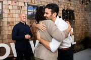 Ava Duvernay and Nyle DiMarco attend the 3rd annual National Day of Racial Healing at Array on January 22, 2019 in Los Angeles, California.