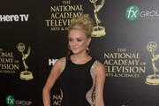 Actress Hunter King attends The 41st Annual Daytime Emmy Awards at The Beverly Hilton Hotel on June 22, 2014 in Beverly Hills, California.