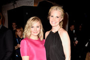 Actresses Kristen Bell and Monica Potter attend The 41st Annual People's Choice Awards at Nokia Theatre LA Live on January 7, 2015 in Los Angeles, California.