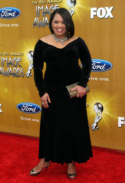 Actress Chandra Wilson arrives at the 41st NAACP Image awards held at The Shrine Auditorium on February 26, 2010 in Los Angeles, California.